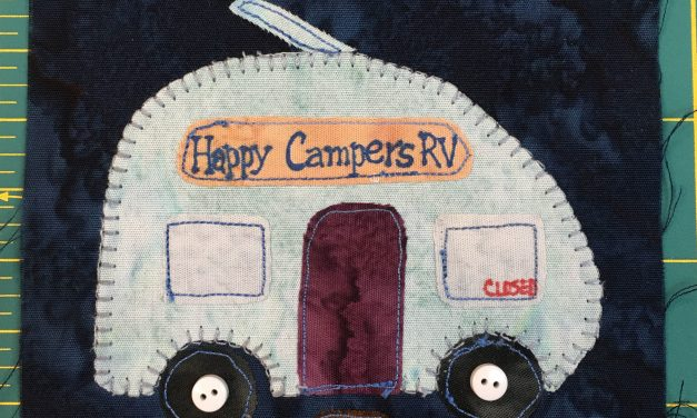 Block-A-Day 21 – Happy Campers