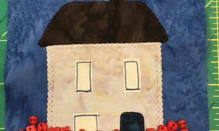 Block-A-Day 37 – The Poppy House