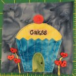 Block-A-Day 57 – The Cake Shop