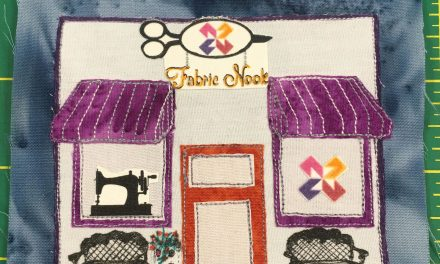 Block-A-Day 66 – The Fabric Nook