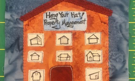 Block-A-Day 69: Hang Your Hat Property Management