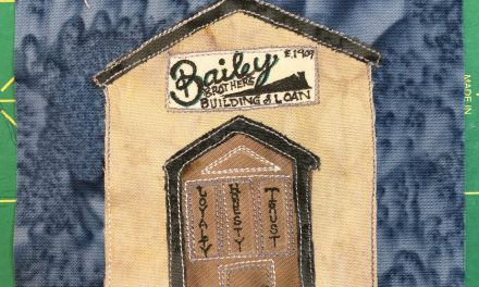 Block-A-Day 70 – Bailey Brothers' Building & Loan