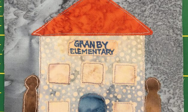 Block-A-Day 120 – Granby Elementary