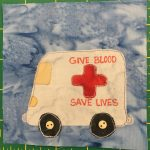 Block-A-Day 135 – The Bloodmobile