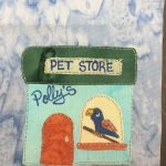Block-A-Day 264 – Polly's Pet Store