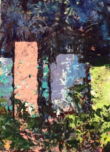 Central Park Stroll - SOLD