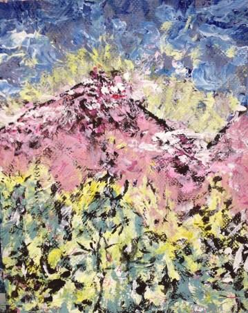 Lynx Landscape - SOLD