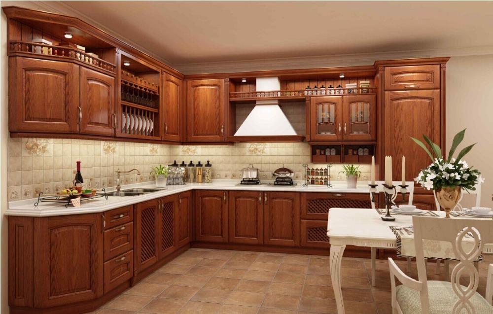 04- mueble de cocina en madera natural | Tinas y Jacuzzis de ...