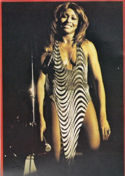 Tina Turner - UK tour book - 1979 - 12