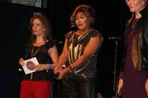 Tina Turner - Children Beyond press conference set 2 - Zurich, Switzerland - September 28, 2011 - 34