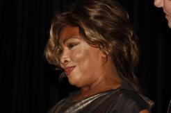 Tina Turner - Children Beyond press conference - Zurich, Switzerland - September 28, 2011 - 25