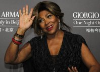 Tina Turner - Giorgio Armani One Night Only - Beijing, China - May 31, 2012 (6)