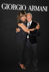 Tina Turner - Armani One Night Only in Rome - June 5, 2013 - 05