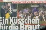 Tina Turner Wedding - Blick Newspaper 3