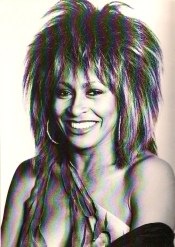 Tina Turner - Private Dancer Tour Book - 16