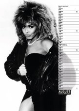 Tina Turner - Calendar 2015 4
