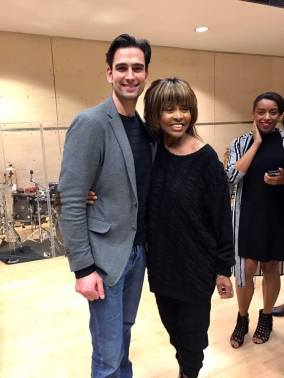 Tina Turner - Musical Workshop for 'TINA The Musical' (London 2016)