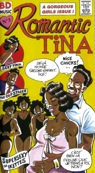 Ike & Tina Turner Story - Comics 2017 - 2CDs 1