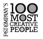 Fast Company Most Creative People logo