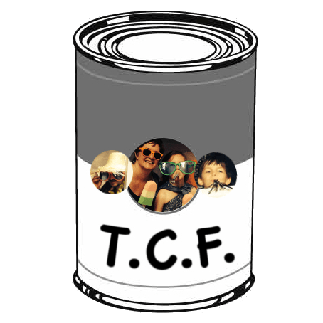 tin can family logo