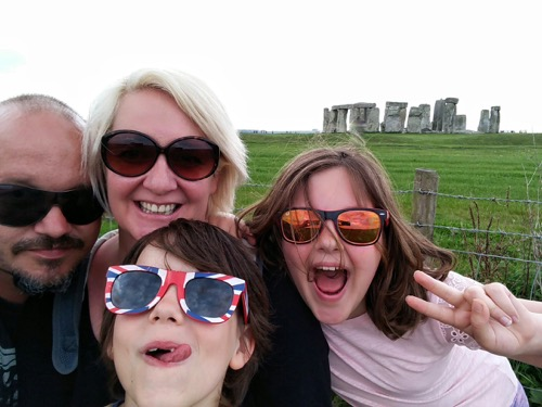How to visit Stonehenge for free.