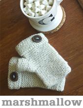 Marshmallow Mittens