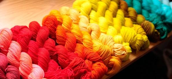 Rainbow Heirloom Yarns