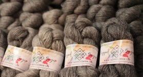 Wensleydale by the Chopped Ginger Wool Project