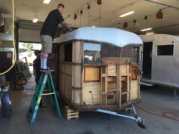 Restoration Resources - Tin Can Tourists