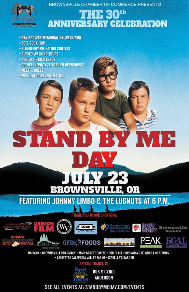 Stand By Me 30th Anniversary - Classic Car and Vintage Trailer show ...