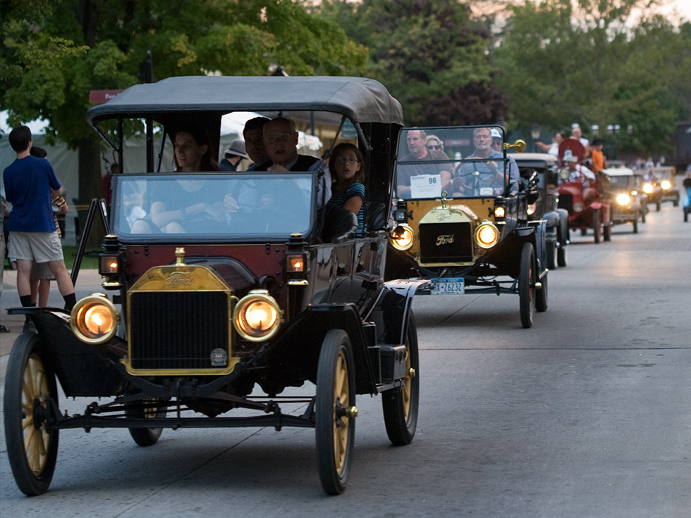 Old Car Festival, September 9 & 10 - Tin Can Tourists