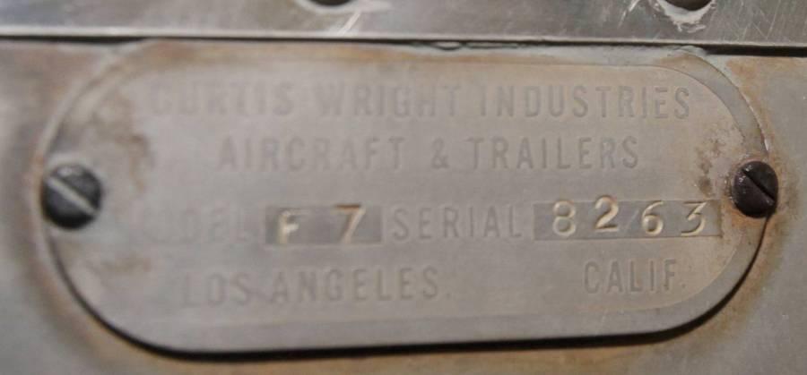 Curtis Wright - Tin Can Tourists