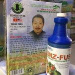 EMZ-FUSA và phân sinh học WEHG