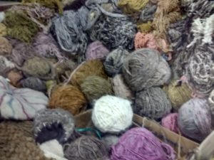 Petite sélection de laines