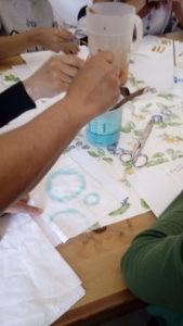 D'autres ont commencé à dessiner tout de suite