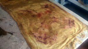 Connaître ecoprint dye lacq et garance