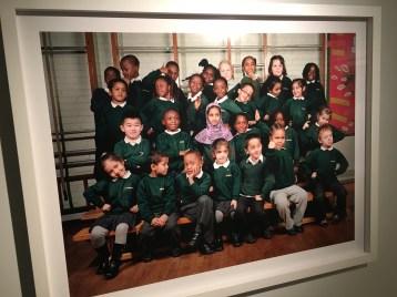 Nightingale Primary School, London 2012. Copyright Mark Neville