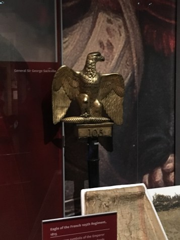 Eagle of the French 105th Regiment.