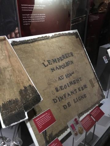 Standard, 105th Regiment 1815