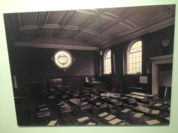School room at the London Foundling Hospital, early 20th century