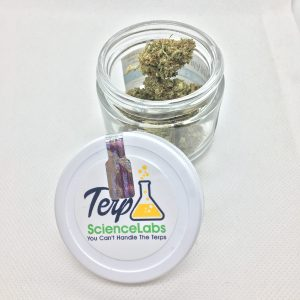 Suver Haze Terpene Science Labs Hemp Nug CBD flower Colorado and Oregon grown