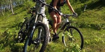 Sti- og endurosykling