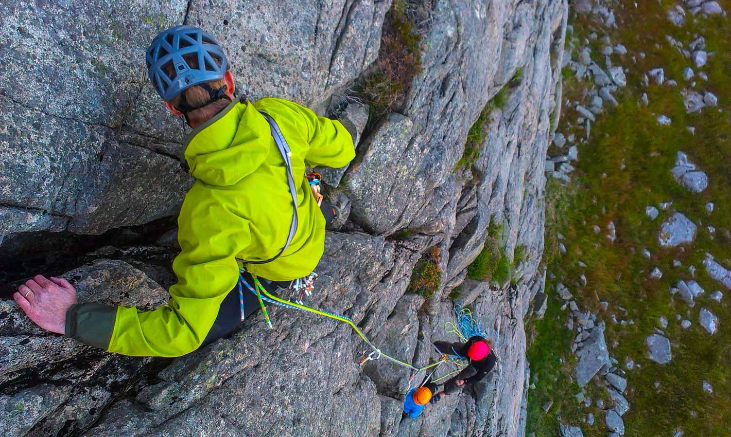 Grunnleggende klatrekurs
