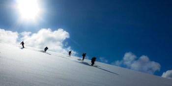 Topptur i Vossafjell