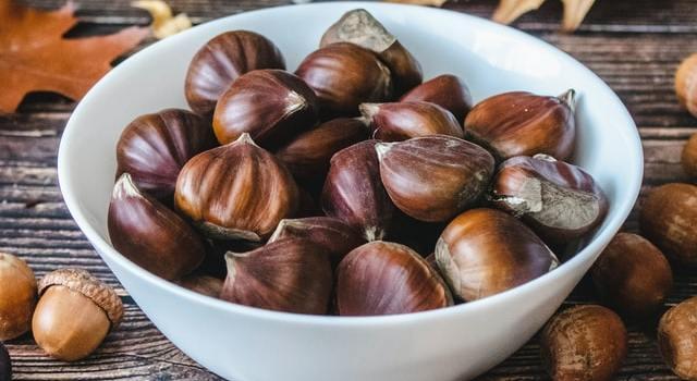 eatble Chestnuts