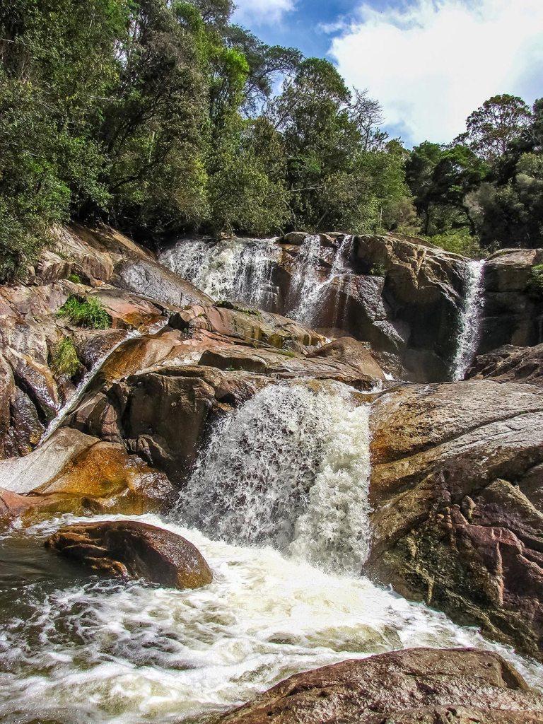 Harridge Falls Tasmania