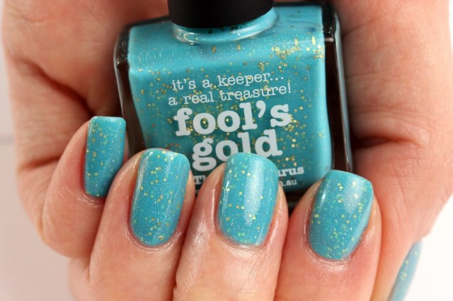 Picture Polish Fool's Gold 1