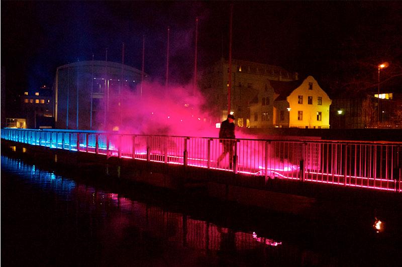 Pink Enchantment–tine Bech Studio