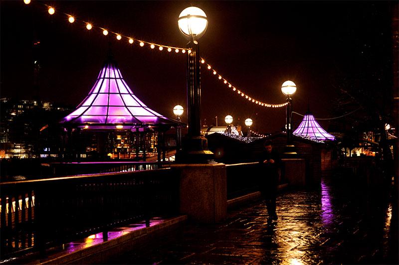 New Work Created For London Bridge City