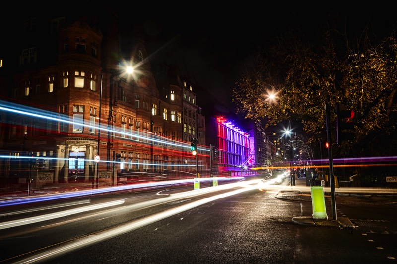 Spectacular Light Installation To Link Two Architectural Masterpieces In London And Denmark To Celebrate European Capital Of Culture 2017